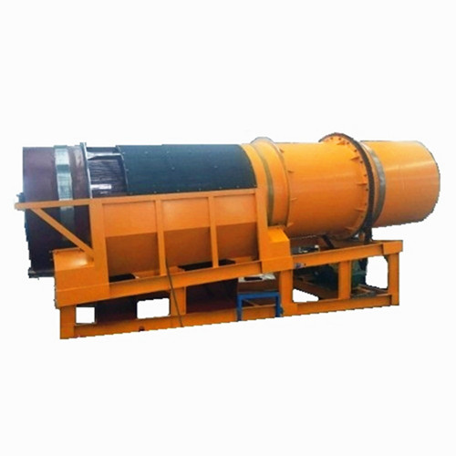 cylinder ore washing machine